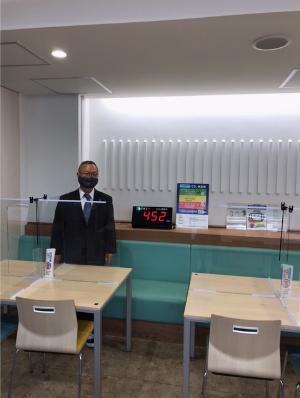 大阪府東大阪市のCO2測定器・アクリル加工・印刷・LEDのワイケーイー株式会社